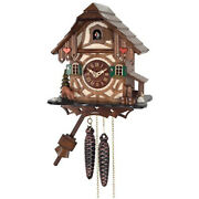 One Day Cuckoo Clock Cottage With Deer Tree And Water Pump
