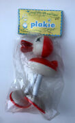 Vintage Rare Plakie Toys Duck Rattle Toy New Dead Stock Usa Made