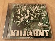 Silent Weapons For Quiet Wars By Killarmy Cd Aug-1997 Priority Records