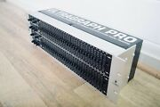 Behringer Ultragraph Pro Fbq6200 Graphic Equalizer Church Owned Cg00cgr