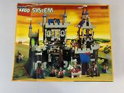 Lego 6090 System Royal Knights Castle Brand New And Sealed Box Damage