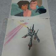 L-gaim Animation Cel Sets Kept In A Bag Stored Carefully Clear Color From Japan