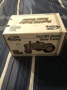 Ertl Model Ford 901 Gold Dealer Demo Tractor Select O Speed Tractor Toy Mib