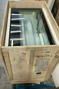 Openbox 35in Refrigerated Bakery Showcase 220v Cake Display Cabinet Us Stock