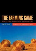 The Farming Game Agricultural Management And Marketing 9780521537551 | Brand New
