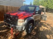 2008 Rord F450 Partsengine Is Badowm Filter Is Goodi Can Sale Parts Too