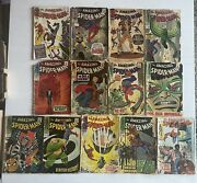 Amazing Spider-man Silver Age Lot 21 46 47 48 50 52 53 55 58 60 61 65 99 Kingpin
