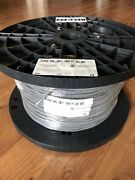 1000and039 Ft Belden 5100ue Security And Commercial Audio Cable 2-14 Awg Copper Wire
