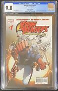 Young Avengers 1 Cgc 9.8 Wp Directors Cut Edition 1st Kate Bishop Marvel 2005