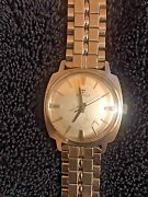 Vintage Tissot And Fils 17 Jewels Swiss Watch 100 Stainless Beautiful And Rare