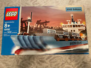 Lego 10152 Maersk Sealand Expert Series Container Ship 2004 Edition - New