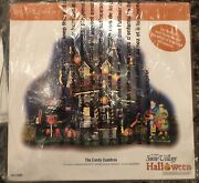 Department 56 The Candy Cauldron Snow Village Halloween New Sealed