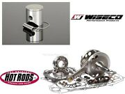 Hot Rods/wiseco Complete Top And Bottom End Kit 03-19 Yz250 2-stroke Piston Crank