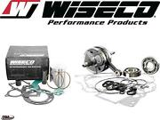 Wiseco Top And Bottom End 1985-03 Kx60 And 2003 Rm60 Engine Rebuild Kit Crank/piston