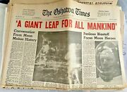 1 Lot Of 53 Newspapers Covering From Mercury Friendship 7 To Apollo 14 See List