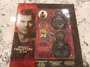 Halston Z-14 Cologne 1 Oz And After Shave 1 Oz Gift Set And Jeff Gordon Keychain New