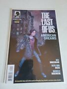 Last Of Us American Dreams 1 Cover A 1st Ptg