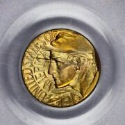 1915-s Panama Pacific Exposition Gold Dollar 1 Pcgs Ms63 Cac Old Green Holder