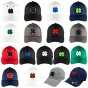 Black Clover Mens Premium Caps Structured Baseball Golf Hats Fitted Performance