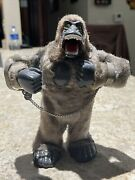 1960s King Kong Wind-up Toy/robot By Marx Working Rare