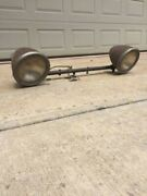 Headlight Buckets And Bar Chevy Ford Plymouth Dodge Hot Rat Rod Jalopy Tiltray