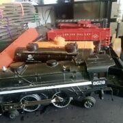 Lionel 6-8628 Katy Steam Locomotive And Many Other Parts.