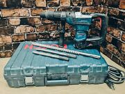 Bosch 1-9/16-inch Sds-max Combination Rotary Hammer Rh540m, With 3 Bits
