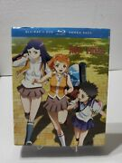 My-hime The Complete Series Blu-ray Dvd Combo Pack