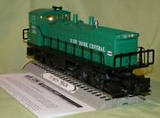 K-line 2212 New York Central Nyc Dual Motor Pwr'd Mp-15 O/027 Wks/ Lionel 1990