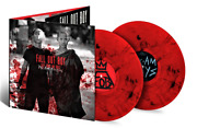 Fall Out Boy Save Rock And Roll/pax Am Days Lp Ltd Colored Vinyl Sealed