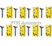 8 Pcs Oem Ngk Ignition Coils Pack90919-02250for Toyotalexus Rc350 Es350 Gx300