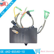 6h2-85540-10/13 Cdi Unit For Yamaha 2 Stroke Outboard Motor 60hp 70hp Power Pack