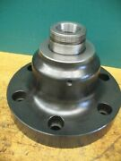 A2-8 Mount 5c Collet Chuck W/2-3/16-10 Hardinge Nose Style 4 Collet Closers