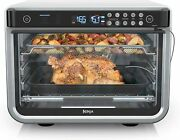Ninja Foodi Xl Pro Air Oven 10 In 1 Dt251 Convection Toaster Oven W/ Thermometer