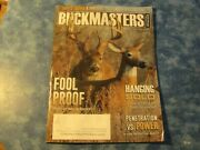 Buckmasters Magazine September 2021 You Can Decoy Bucks Set Stands By Yourself