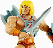 He Man Action Figure Toys Complete Battle Armor Set Toy Kids Children Gift New