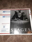 Britney Spears Stages U.s.2002 Book With Poster Giant Size Book Concert Footage