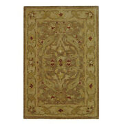 Safavieh At311 Antiquity Wool Pile Traditional Area Rug