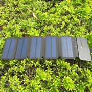 Outdoor 8w Folding Solar Charger Direct Charging Collapsible Solar Package Off