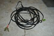 Yamaha Outboard 20ft Wire Harness For Digital Tach/multi Gauge