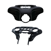 Batwing Outer Inner Fairing And Media Door Fit For Harley Electra Tri Glide 14-21