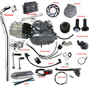 Lifan 140cc Engine Motor Kit 4 Speed Manual For Xr Crf50 Atc70 Ct70 Ssr Coolster