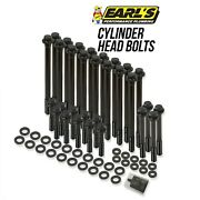 Earls Performance Cylinder Head Bolts Kit For 1997-2003 Chevrolet Gen Iii Ls
