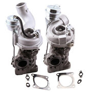 K04-025 And K04-026 Turbo Turbocharger For Audi Rs4 S4 A6 Allroad Quattro 2.7l