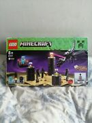 The Enderdragon 21117 Lego Minecraft Brand New In Box Sealed