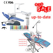 Dental Chair Leather Computer Controlled 110v/220v Unit Portable Folding Chair