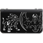 Nintendo New 3ds Xl Pokemon Sun Moon Black Edition With Stylus Sd Card Charger