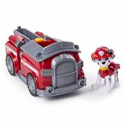 Paw Patrol Marshalls Transforming Fire Truck With Pop-out Water Cannons For