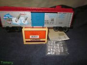 Lionel Trains 6-19832 Operating 6352 Lionel Cola Ice Car With 12 Ice Cubes Mib