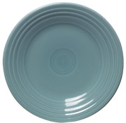 Fiesta 9-inch Luncheon Plate, Turquoise